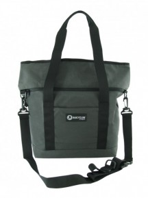 2-WAY SHOPPER - GRAU